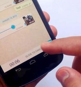 ¿Cansado de los audios de WhatsApp? Lanzan otro servicio que lo convierte a texto