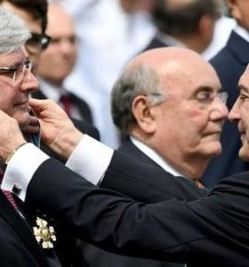 Fiscalía de Brasil volvió a denunciar a Temer