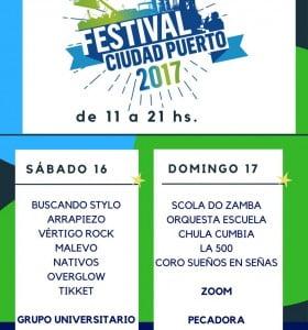 Comienza el Festival Ciudad-Puerto