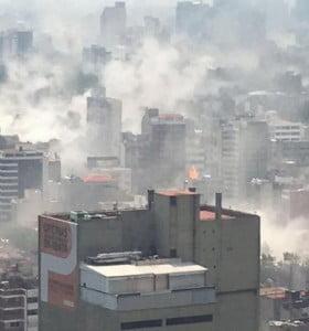 México volvió a temblar