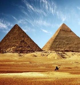 Fin del misterio, se supo como construyeron las pirámides egipcias