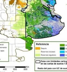 Buenos Aires tiene casi toda la provincia bajo agua