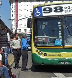 Hasta fin de año se mantendrán las tarifas del transporte