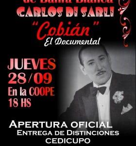 """Festival Nacional de Tango """"Carlos Di Sarli"""": una nueva edición llega a la ciudad"""