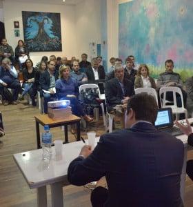 Bahía Blanca fue sede del 7º Encuentro de la Red de Ciudades Inteligentes