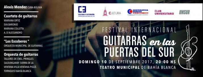 Festival Internacional Guitarras en las Puertas del Sur