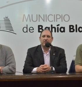 La atención de llamados y el despacho de ambulancias en emergencias se realizará en Bahía Blanca