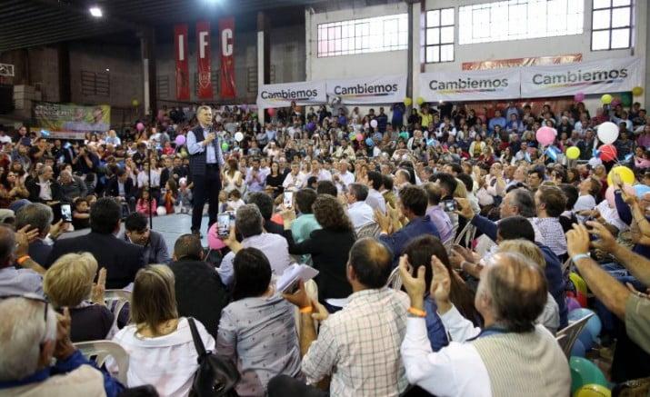 """Macri sobre la economía: """"Lo peor ya pasó"""""""
