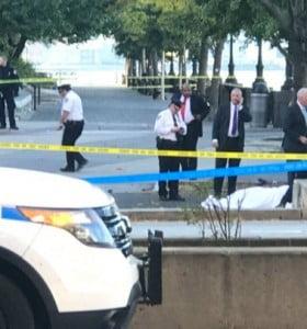 Tiroteo en Nueva York: al menos 8 muertos y 12 heridos