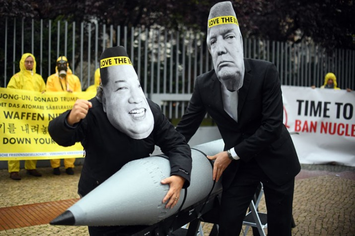 En el mundo hay más de 17.000 armas nucleares