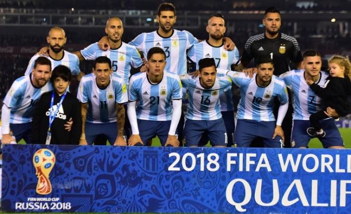 Argentina-Ecuador: horarios, televisión y formaciones para el partido