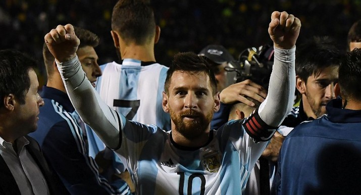 Messi brilló en Quito y le dio la clasificación al Mundial a la Argentina ante Ecuador
