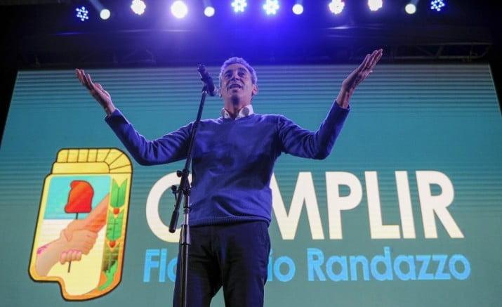 Randazzo contó cuál era su condición para ser candidato en la Provincia en 2015