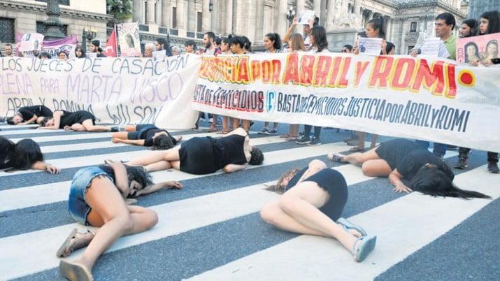 En la Ciudad, siete de cada diez homicidios dolosos de mujeres son femicidios