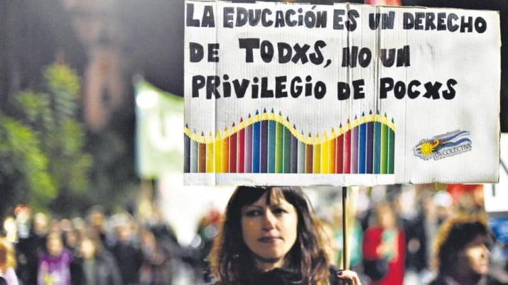 Los recortes que vienen para la educación
