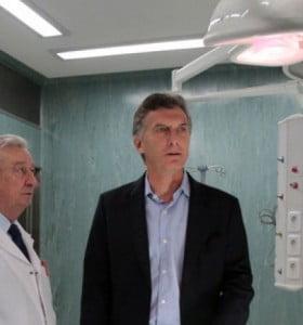 """""""Con este sistema que quiere implementar Macri, el que no puede pagar, se muere"""""""