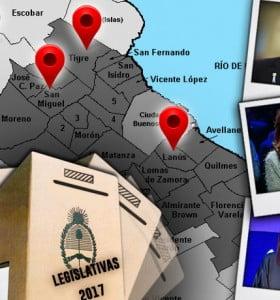 Elecciones legislativas: cuáles son los 11 municipios que pueden inclinar la balanza el 22 de octubre en Buenos Aires