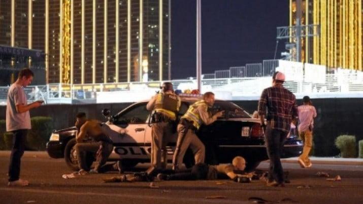 Tiroteo en Las Vegas: más de 50 muertos