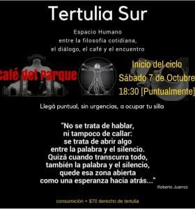 Tertulia Sur