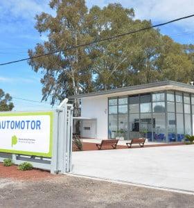 Se inauguró una planta verificadora vehicular