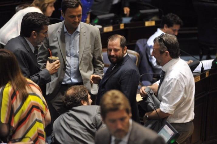 El presupuesto dejó al desnudo la destrucción de dos bloques peronistas