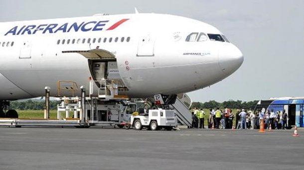 Escándalo en un vuelo de Air France: Francia pidió explicaciones a la Argentina