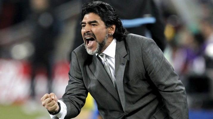 Maradona pidió volver a ser técnico de la Selección y lo justificó con números