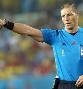 Néstor Pitana es el árbitro argentino elegido para dirigir en Rusia 2018