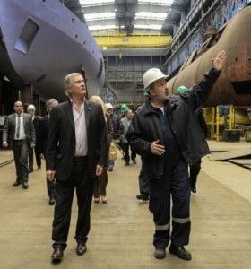 Aguad busca responsable por la desaparición del submarino