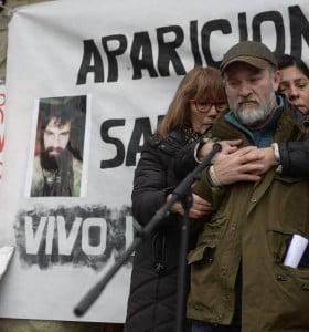 El juez Lleral ordenó entregar el cuerpo de Santiago Maldonado a su familia