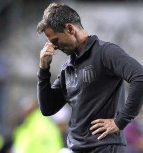 Tras perder el clásico de Avellaneda, Cocca renunció a Racing