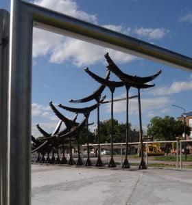 Remodelación del Paseo de las Esculturas, dura crítica a Margo