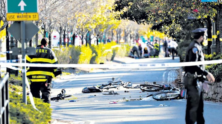 El día del terror en Nueva York que golpeó a la Argentina