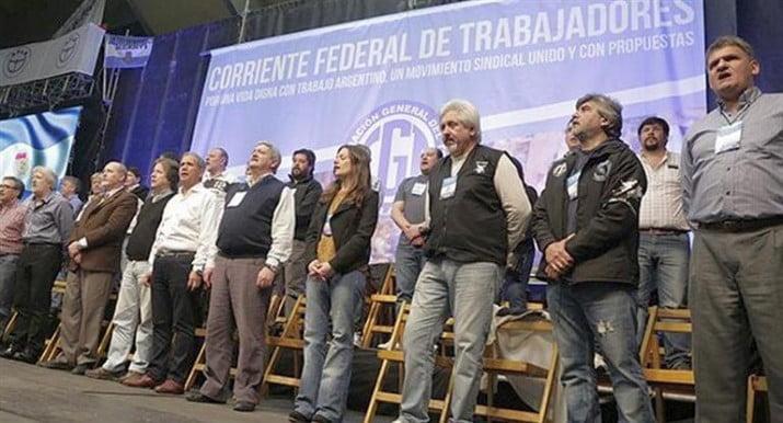 Grieta en CGT por la reforma laboral: díscolos alientan masivas protestas