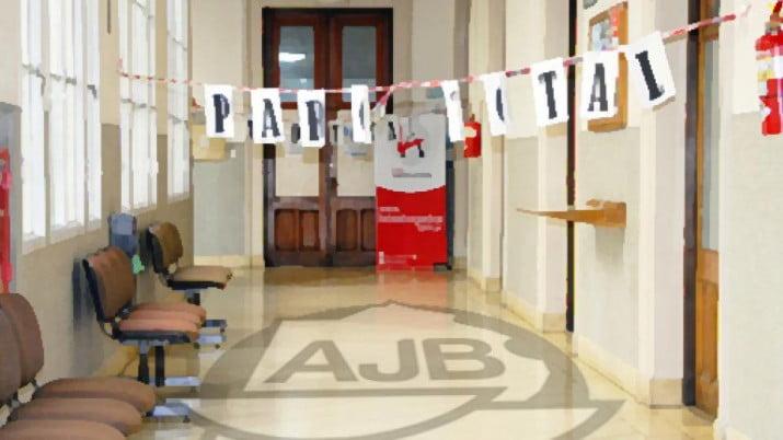 Los judiciales bonaerenses convocan al paro de mañana en todo el país