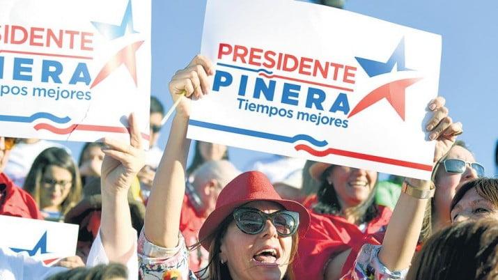 Piñera llega favorito a la elección presidencial en Chile; es poco probable que gane en primera vuelta