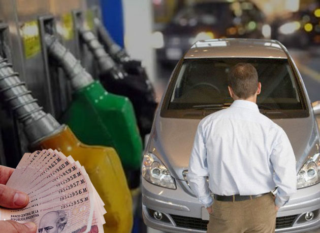 Estaciones de servicio de todo el país analizan dejar de cobrar la nafta con tarjetas