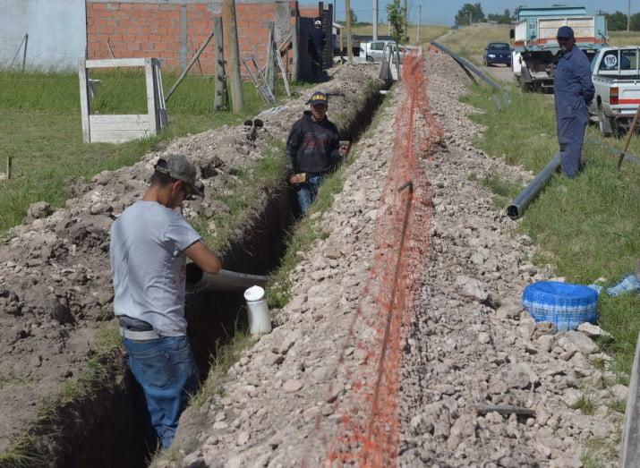 En 3 meses, 180 familias de Villa Hipódromo contarán con agua potable