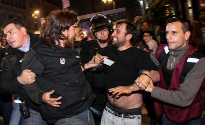 Revocaron el procesamiento de 17 de los 19 detenidos en la marcha por Maldonado