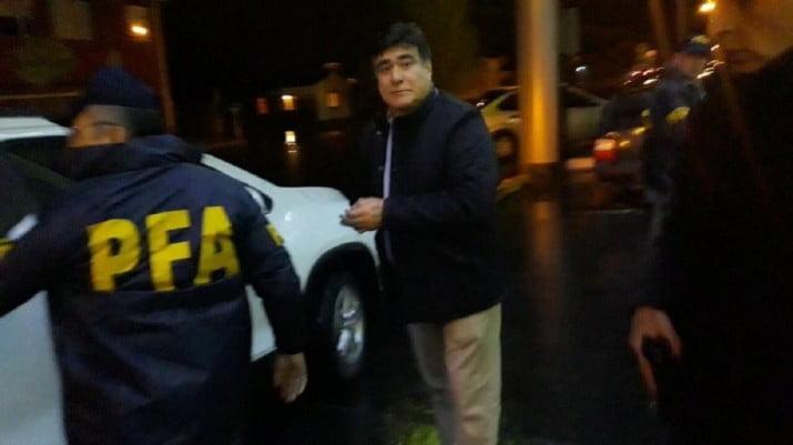 Detuvieron a Carlos Zannini por el memorándum con Irán