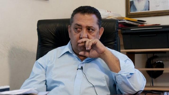 Tras la detención de Zannini, arrestaron a Luis D'Elía