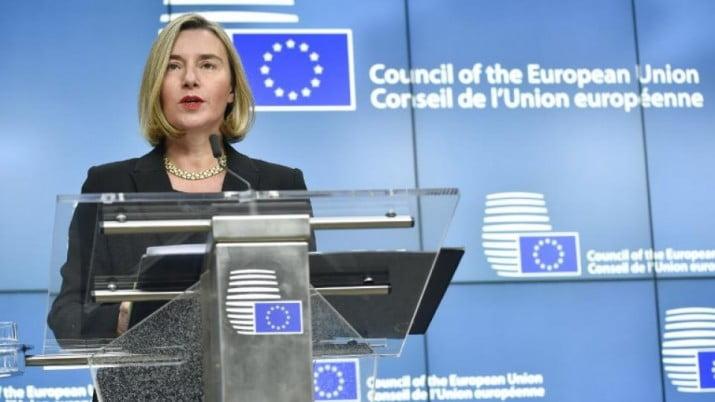 La UE no trasladará sus embajadas a Jerusalén