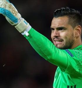 Sergio Romero quiere dejar su club