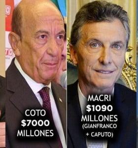 Las caras y montos del blanqueo que Macri facilitó a su familia y amigos