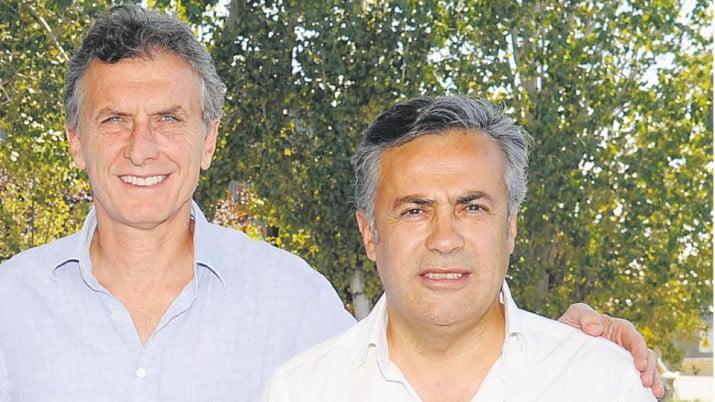 Cornejo es el nuevo líder de la UCR