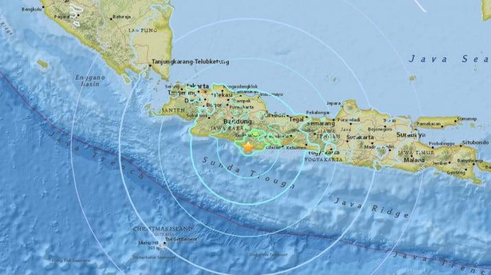 Un sismo sacudió a Indonesia y hay alerta de tsunami