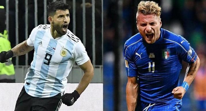 La Selección enfrentaría a Italia antes del Mundial