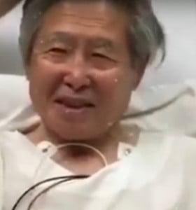 Indultaron al ex presidente de Perú Alberto Fujimori