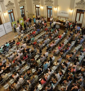 La escrituración de inmuebles llegó a 3155 familias e instituciones