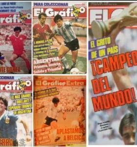 Cierra El Gráfico, la revista deportiva más importante del país